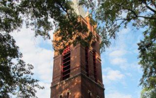 法拉盛邦恩教堂 列古蹟在望
