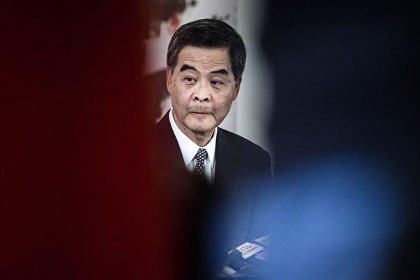 周曉輝:港廉署搜查中交建 或涉梁振英醜聞
