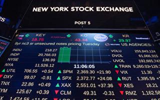 美史上最大减税 公司税降至15% 美股盘中涨