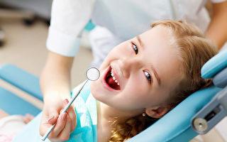 牙齒的照護應從小開始,定期牙科檢查、洗牙很重要。 (Fotolia)