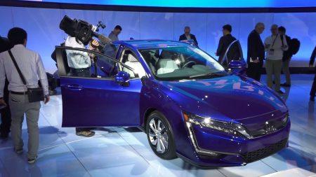 本田量产版的全新Type R。