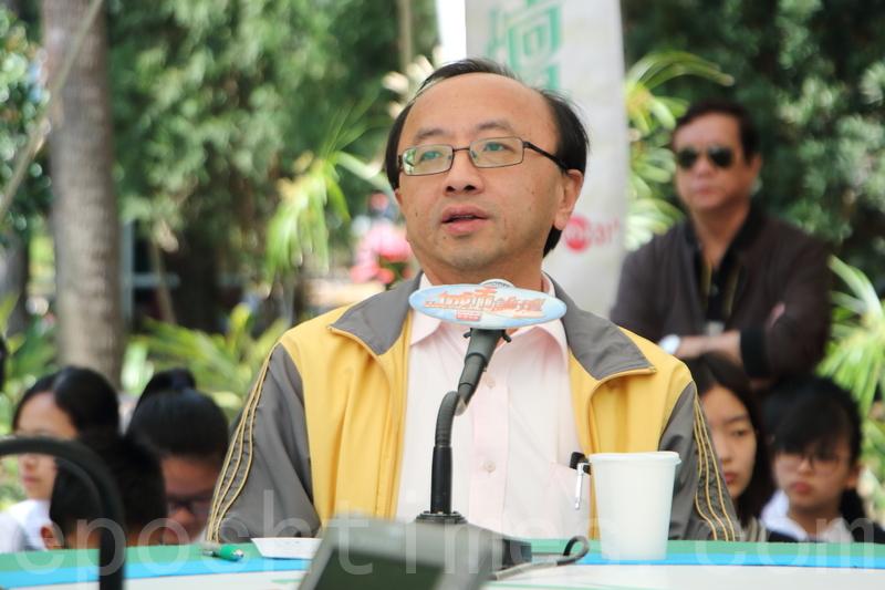 前監警會委員質疑盧偉聰說法:痛心並擔憂