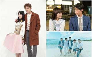 《如朕亲临》(左)等三部台剧拿下首季排行榜前三席。(LINE TV提供)