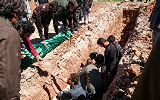 叙利亚疑遭化武攻击 死者增至86人