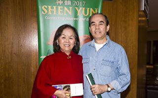 著名华人企业家夫妇:超水准 了不起的杰作