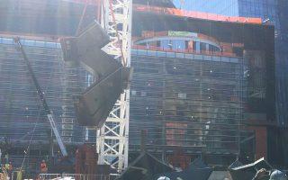 曼哈頓未來地標「飛船」開工 造價兩億
