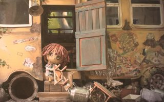 台偶戏动画《巴特》、《拆》 入选纽约独立影展