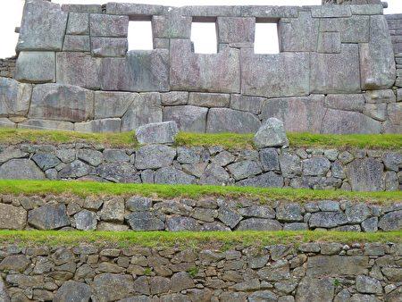马丘比丘三窗神庙(Temple of the Three Wndows)。(LoggaWiggler/ CC/Pixabay)