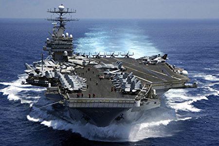 美日印澳再联合军演 航母潜舰齐聚孟加拉湾
