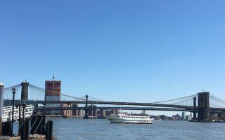紐約五千萬打造輪渡線 遊客或受益