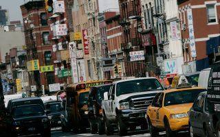 紧尼路的拥堵问题由来已久。 (Chris Hondros/Getty Images)