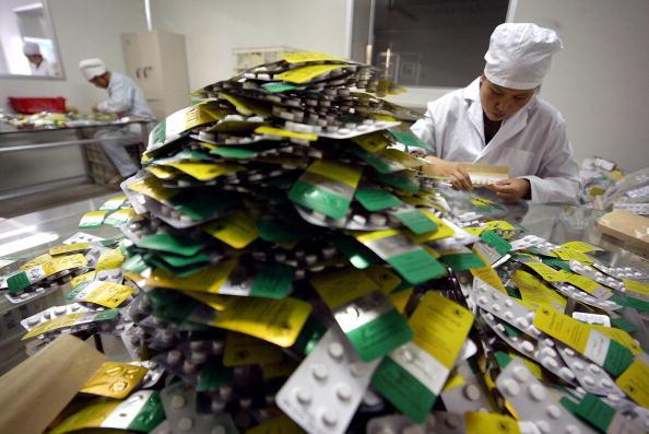 [新聞] 價值千萬藥企遭強拆 企業家揭中共割韭菜