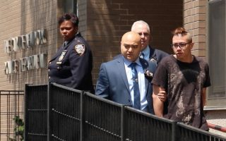 白石鎮割臉案 主謀判刑推遲至6月7日