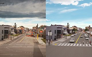 卡城市区南17大道升级工程开工