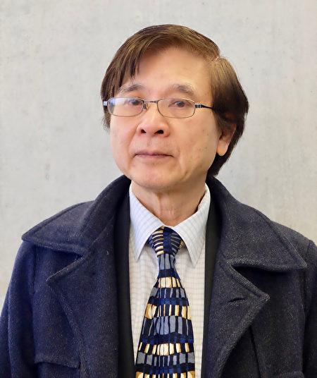 4月20日,多伦多移民与难民安居服务中心Parkdale Intercultural Association主席阮先生在多伦多表示,他刚来加拿大时,有些雇主没聘用他,可能因为他有亚裔名字。(周月谛/大纪元)