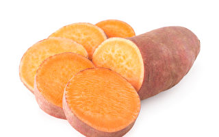 番薯連皮煮熟食用最能吸收營養。(Fotolia)
