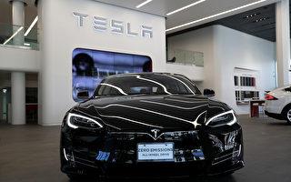 挤下通用 特斯拉成美最高身价汽车制造商