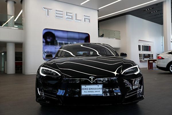 擠下通用 特斯拉成美最高身價汽車製造商