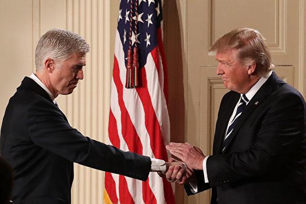 大法官任命戰再激盪 美國政治兩極化加深
