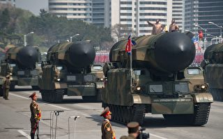 金正恩秀导弹竟用中国卡车拉 说明了什么?