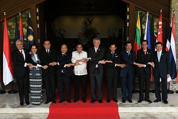 東盟峰會 南海問題列入聲明草案