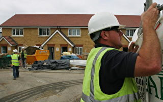 近年,英國許多新建的房子甚至都不出售產權,只出售租賃權( Cate Gillon/Getty Images)