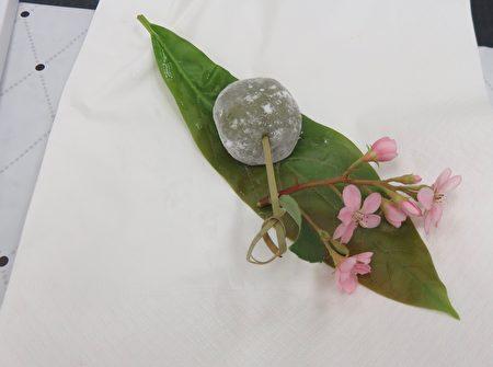 茶藝花藝種子教學課程:茶食。(袁玫/大紀元)