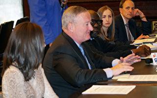 费城市长向多元文化媒体介绍2018财政预算