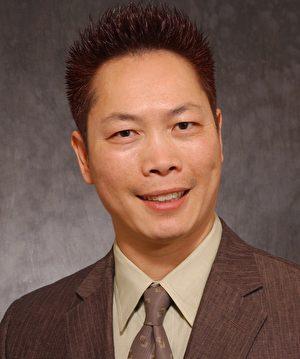 湾区理财顾问赵世文(Simon Chew)推荐增值退休计划。(赵世文提供)