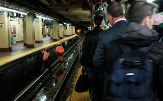 纽约宾州车站大修 今夏仍有几次大停摆