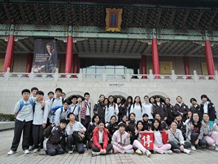 國華國中管弦樂團。(蘭陽博物館提供)