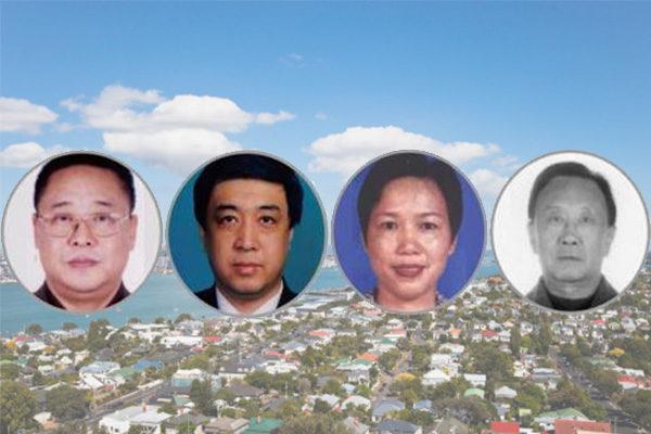 中共发布22名红通人员线索 4人或藏奥克兰