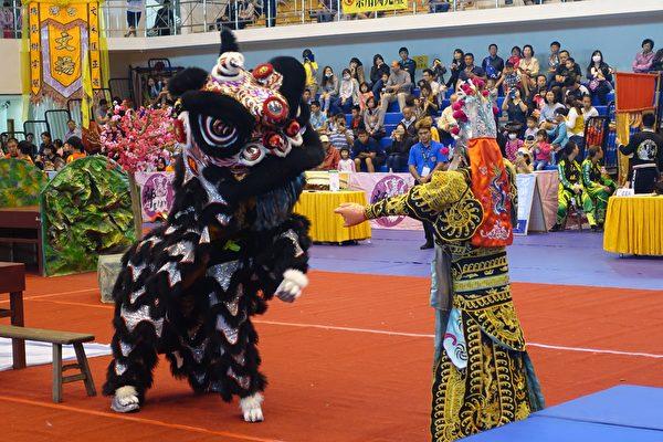 金门城隍祭 ──11狮队跨海争王