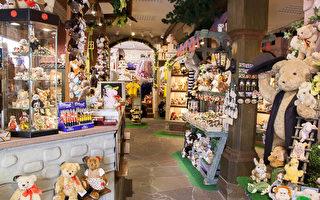 德國中世紀之寶羅滕堡(Rothenburg ob der Tauber)的老城有許多特色商店,羅滕堡泰迪熊商店(Teddys Rothenburg)就是其中之一。(Teddys Rothenburg商家提供)