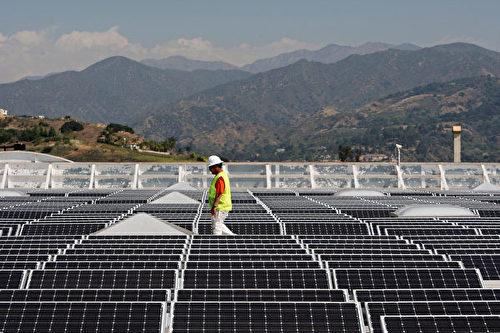 参院提案:加州2045年达100%清洁电源