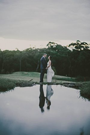 The Springs能提供各種婚禮,從私密的小型婚禮、戶外遮蓬婚禮到大型正式婚禮。(The Springs提供)