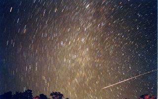 宝瓶座流星雨6日凌晨达极大期 每小时50颗