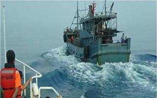澎湖海巡查扣陆船遭抗拒 击发子弹2渔工受伤