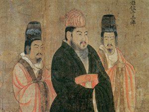 隋皇镜鉴(5)杨广登基