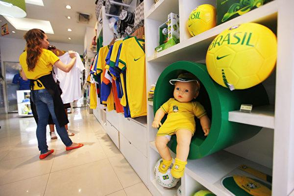 俄查扣多批2018世界盃假冒商品 均來自中國