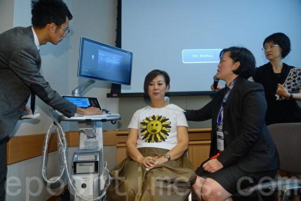 实时动态超声波助诊断痛症