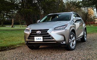 車評:概念成真 2017 Lexus NX300h