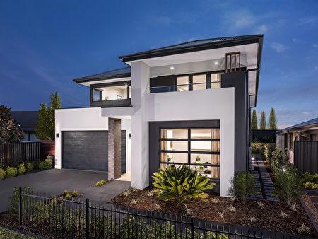 房宅正面外观好的设计可以提升房产价值。(Masterton提供)
