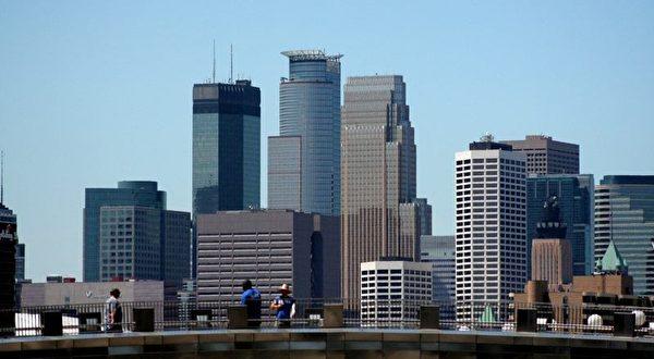 明尼蘇達州明尼亞波利斯(Minneapolis)。(SusanLesch/Wikimedia commons)
