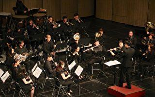 大新竹管樂團音樂會演出受到各界好評。(許瑜真提供)