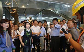 屏东县市合作 打造重要门面绿亮点
