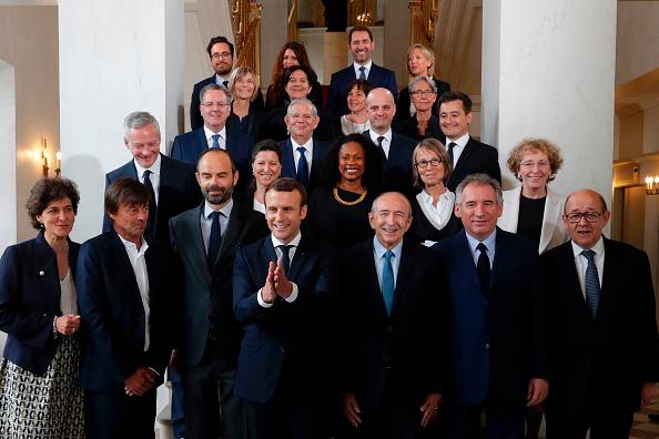 集各方人才 法國新政府公布內閣名單