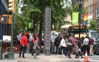 「紐約餐飲街」新地標 一街吃遍國際