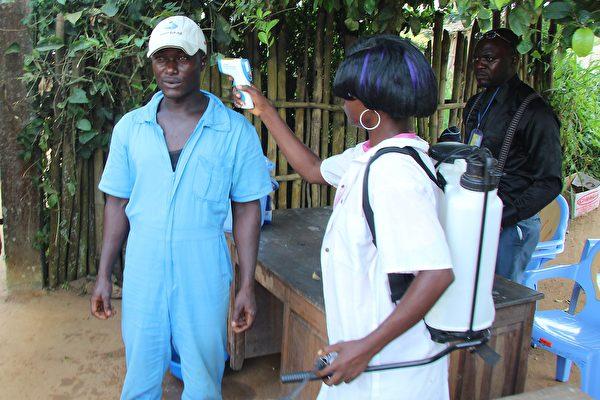 埃博拉捲土重來?WHO證實剛果至少一死