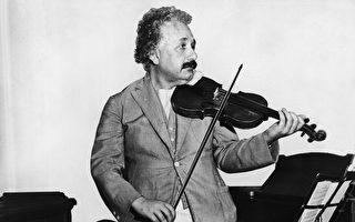 天才科学家爱因斯坦的故事被拍成电视剧